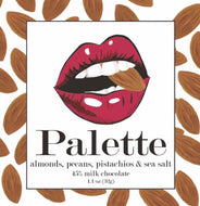 Palette Chocolate Bar 1.1oz (32g)