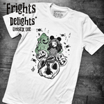 """FRIGHTS + DELIGHTS"" - UNISEX TEE"