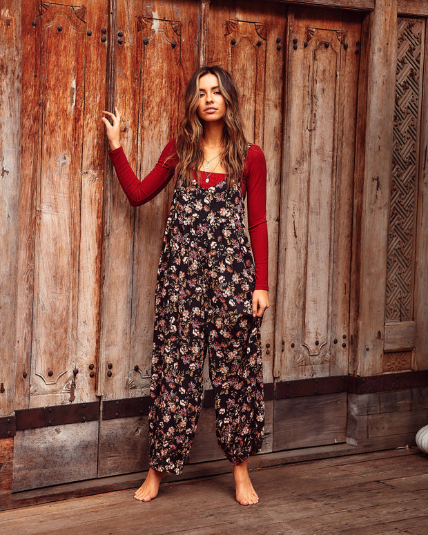 What a beautiful addition this Curuba Jumpsuit will be to your autumn/winter wardrobe!