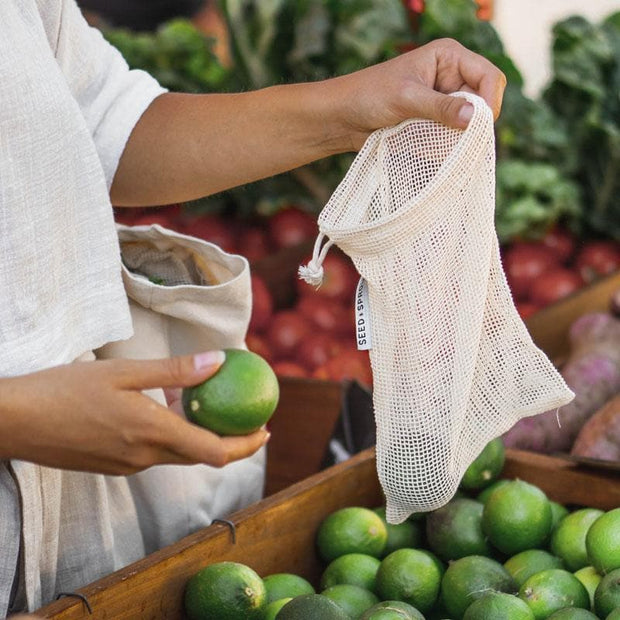 Are those flimsy plastic produce bags killing your vibe at the checkout?