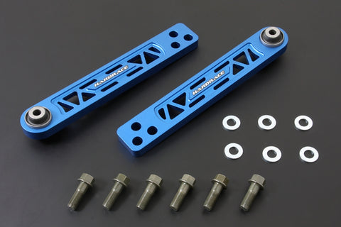 Hardened Rubber Rear Lower Control Arm - 2pcs/set (BLUE)