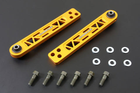 Hardened Rubber Rear Lower Control Arm - 2pcs/set (GOLD)