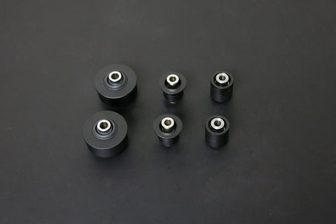 Pillow Ball Front Lower Arm Bushing Complete Set - 6pcs/set
