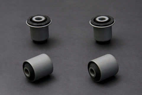 Hardened Rubber Front Lower Arm Bushings - 4pcs/set (non Si/SiR models)