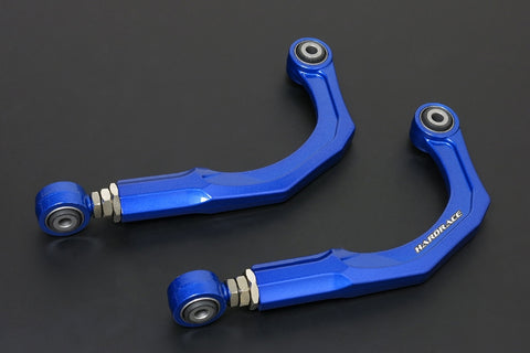 Hardened Rubber Adjustable Rear Camber Kit - 2pcs/set