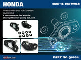 Front Camber Adjusting Lower Ball Joint - 2pcs/set