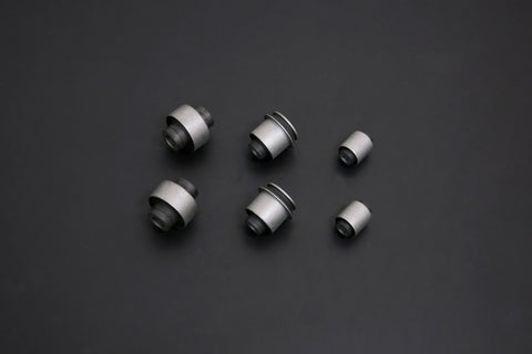 Hardened Rubber Front Lower Arm Bushing Complete Set - 6 pcs/set