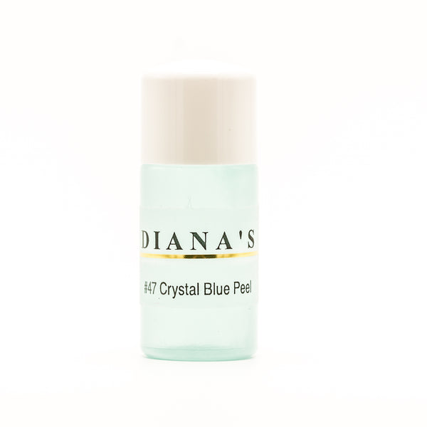 #47 CRYSTAL BLUE PEEL
