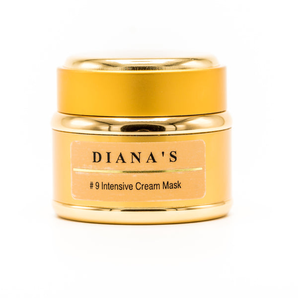#9 INTENSIVE CREAM MASK