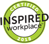 Inspired Workpaced Certification Seal