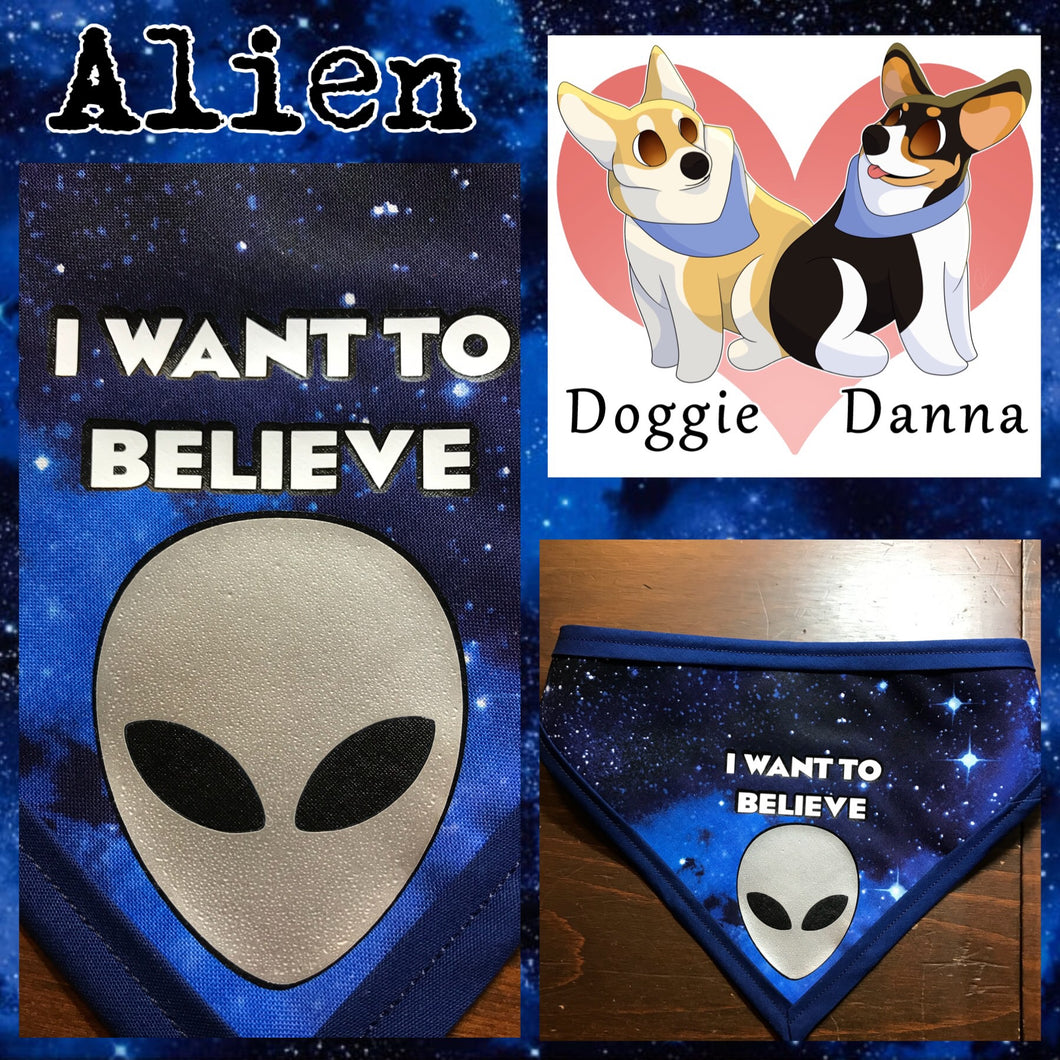I Want To Believe- Alien