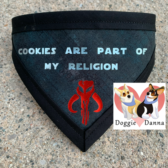Cookies Are Part Of My Religion