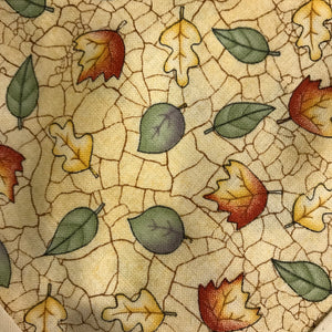 Autumn Leaves Pet Bandanna
