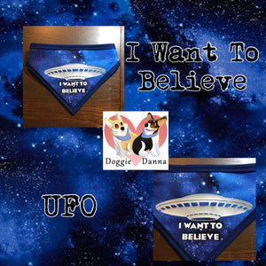 I Want To Believe- UFO