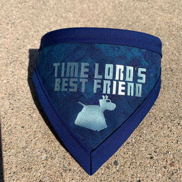 Time Lord's Best Friend