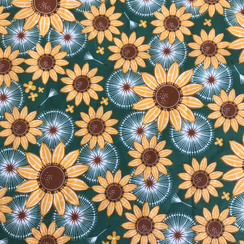 Sunflower Pet Bandanna