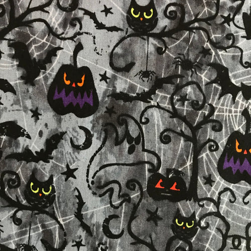 Haunted Owls Pet Bandanna