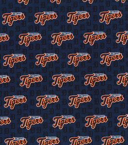Detroit Tigers Pet Bandanna
