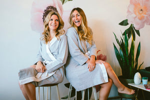 How I Live Well: Emily and Jess of Shine PR