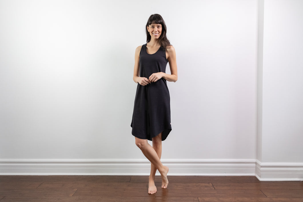 Intuition Dress - Black