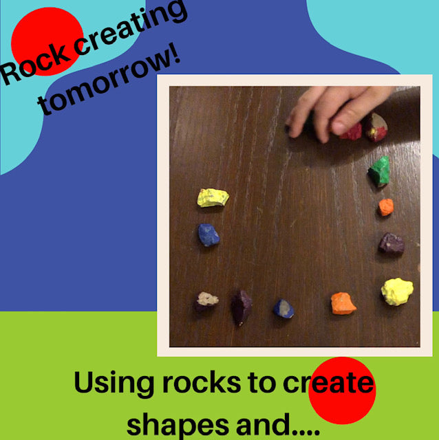 At home learning inspiration with these fun filled activities!