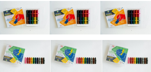 Effortless Art Crayons Starter Pack