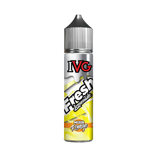 FRESH LEMONADE E LIQUID BY I VG MIXER RANGE 50ML 70VG