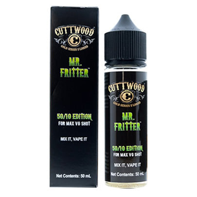 MR FRITTER E LIQUID BY CUTTWOOD 50ML 70VG