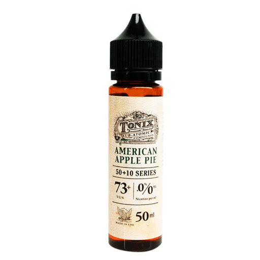 AMERICAN APPLE PIE E LIQUID BY TONIX 50ML 73MG