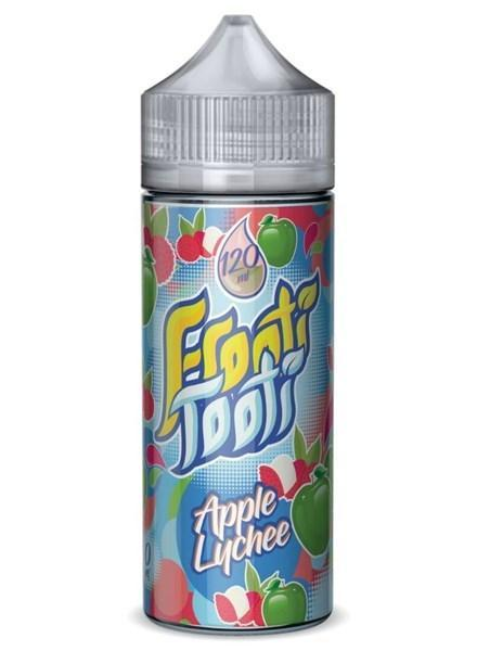 APPLE LYCHEE E LIQUID BY FROOTI TOOTI 160ML 70VG - Eliquids Outlet