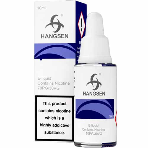 10ML CINNAMON E LIQUID BY HANGSEN  - X1 X5 X10 X20 X50 - Eliquids Outlet