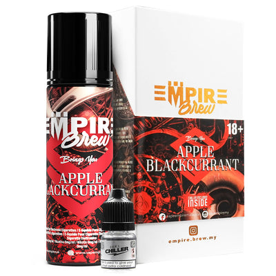 APPLE BLACKCURRANT E LIQUID BY EMPIRE BREW 50ML 70VG