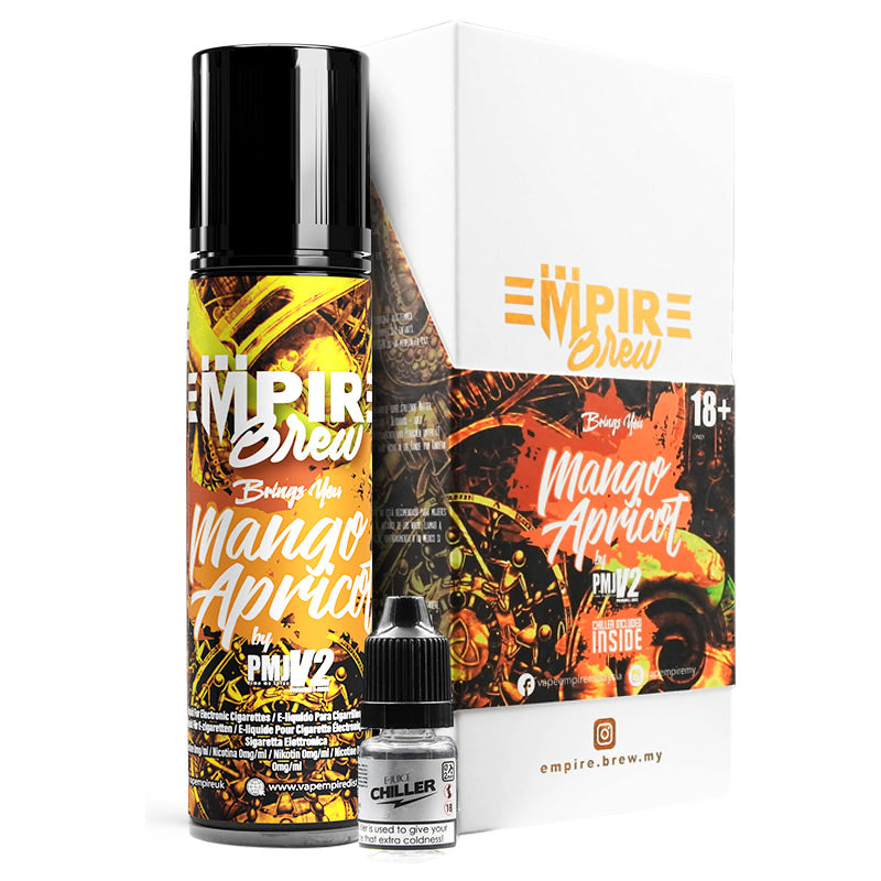 MANGO APRICOT E LIQUID BY EMPIRE BREW 50ML 70VG