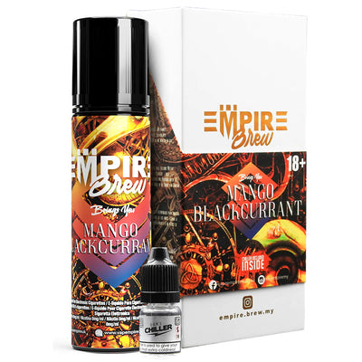 MANGO BLACKCURRANT E LIQUID BY EMPIRE BREW 50ML 70VG