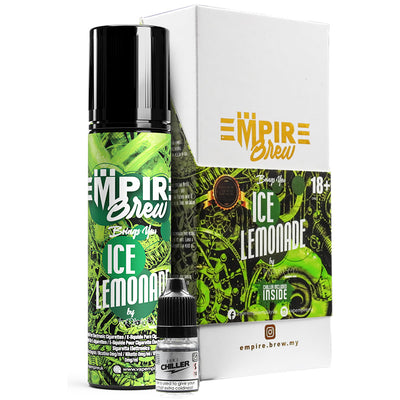 ICE LEMONADE E LIQUID BY EMPIRE BREW 50ML 70VG