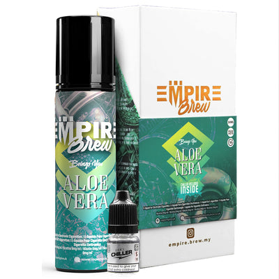 ALOE VERA E LIQUID BY EMPIRE BREW 50ML 70VG