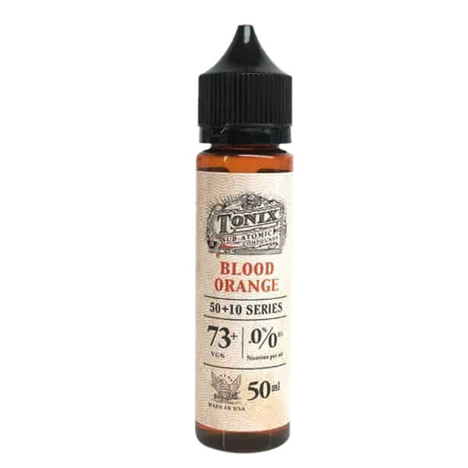 BLOOD ORANGE E LIQUID BY TONIX 50ML 73MG