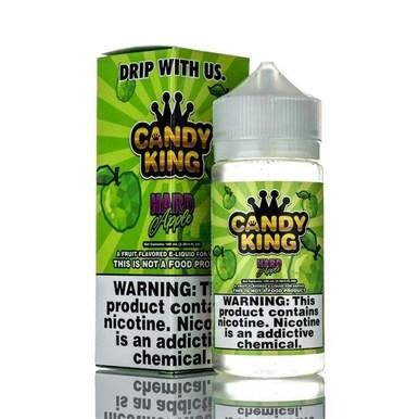 HARD APPLE E LIQUID BY CANDY KING 100ML 70VG
