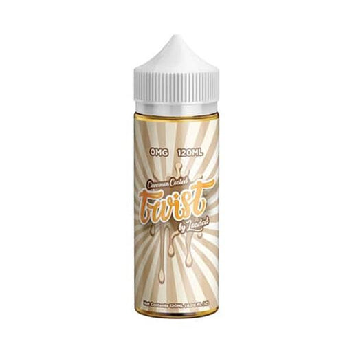 CINNAMON COATED E LIQUID BY LOADED TWIST 100ML 70VG - Eliquids Outlet
