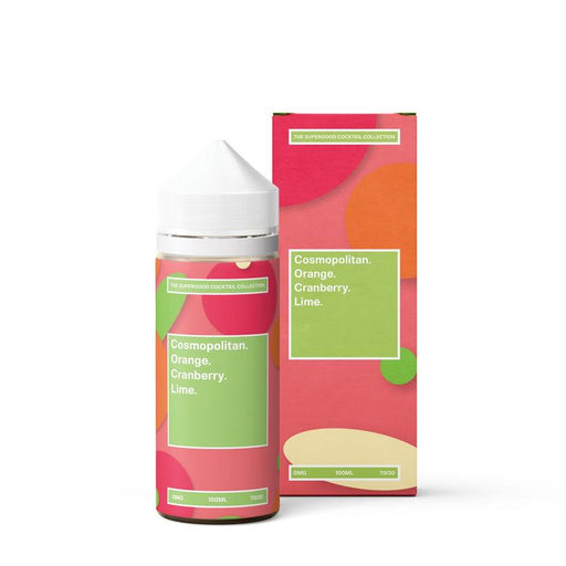 COSMOPOLITAN  E LIQUID BY SUPERGOOD 100ML 70VG - Eliquids Outlet