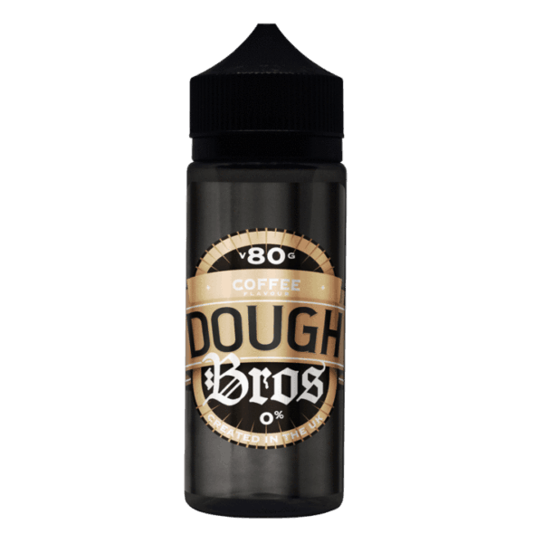 COFFFE E LIQUID BY DOUGH BROS 100ML 80VG