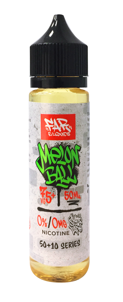 MELON BALL E LIQUID BY FAR - ELEMENT 50ML 75VG