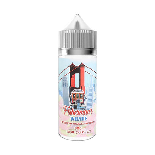 FISHERMAN'S WHARF ELIQUID E LIQUID BY VAPE BREAKFAST CLASSICS 100ML 70VG