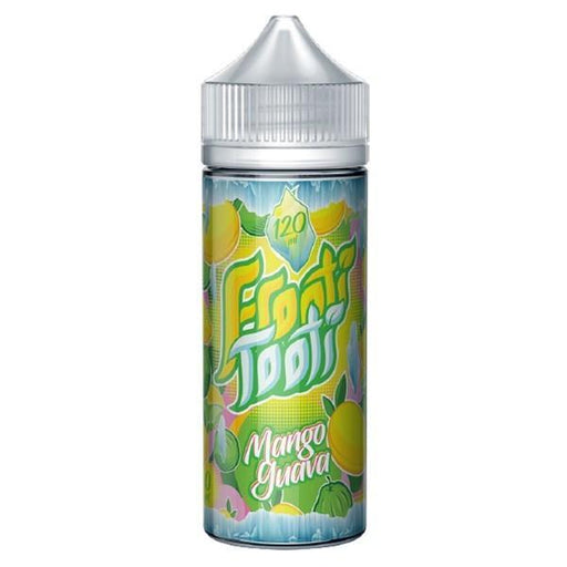 MANGO GUAVA FROZEN E LIQUID BY FROOTI TOOTI 160ML 70VG - Eliquids Outlet