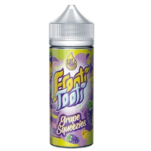 GRAPE SQUEEZIES E LIQUID BY FROOTI TOOTI 50ML 70VG - Eliquids Outlet