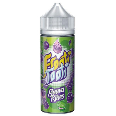 Guava Ribes E Liquid by Frooti Tooti Tropical Trouble Series