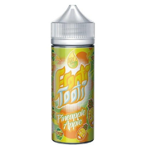 PINEAPPLE APPLE E LIQUID BY FROOTI TOOTI 50ML 70VG - Eliquids Outlet