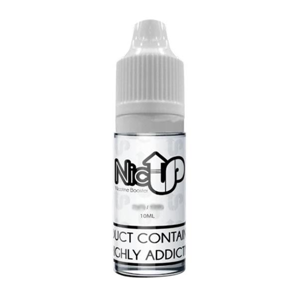 NIC UP MAX VG  NICOTINE BOOSTER SHOT - Eliquids Outlet