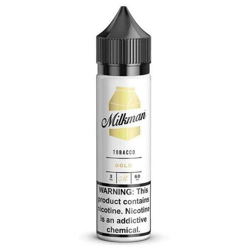 GOLD E LIQUID BY THE MILKMAN - TOBACCO  50ML 70VG - Eliquids Outlet