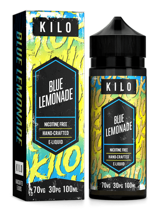 BLUE LEMONADE E LIQUID BY KILO 100ML 70VG - Eliquids Outlet